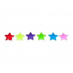 Star Color Spoke Decoration