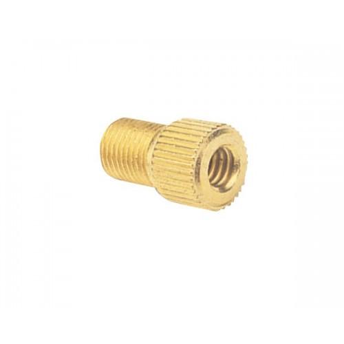 Brass adaptor pentru Presta/Dunlop valve