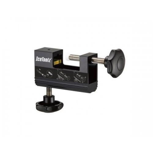 IceToolz Hydraulic brakes Needle driver
