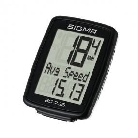 Ciclocomputer Sigma Sport BC 7.16