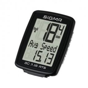 Ciclocomputer Sigma Sport BC 7.16 ATS