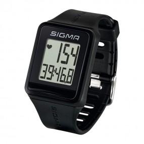 Ceas cu pulsometru Sigma iD. Go Sigma negru