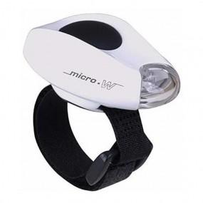 Stop Sigma Micro II alb LED alb