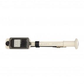 Pompa pentru amortizor COX Tech HP alb
