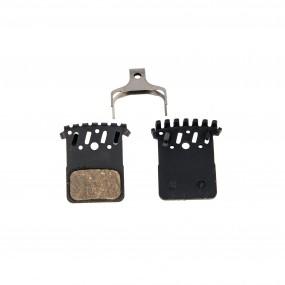 Placute frana COX DBP-01.27-RC Resin negru