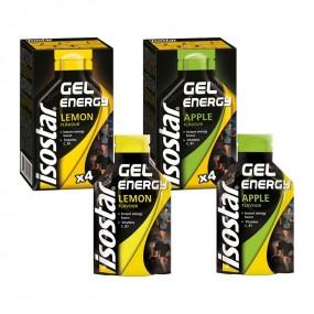Energy gel Isostar4x35gr. Aple