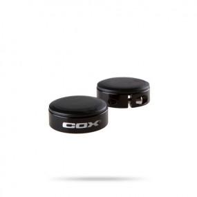 Dopuri pentru Mansoane COX Lock Ring negru plastic