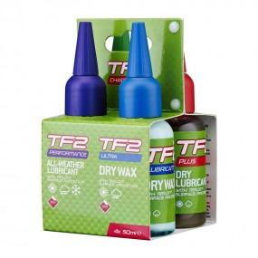 Set lubrifianti Weldtite TF2 4-Pack Chain Lubes