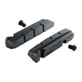 Saboti frana rubber SH R55C4 60mm negru road