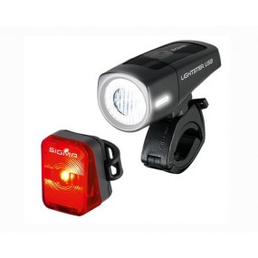 Far Sigma Sport Lightster USB + stop Nugget Flash