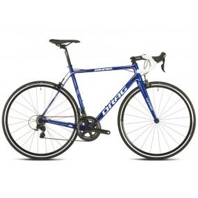 Cadru+furca 28 Omega 600 albastru alb