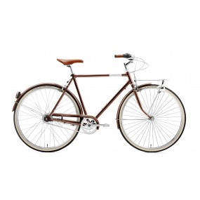 Creme Caferacer Man Solo 28""