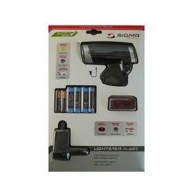 Far Sigma Sport Lightster + Stop Cuberider II+ baterii + adaptor