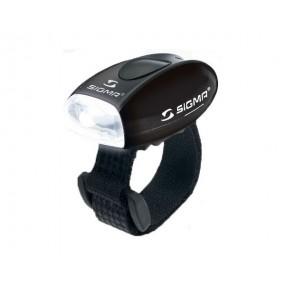 Stop Sigma Micro II rosu LED negru