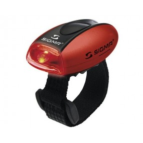 Stop Sigma Micro II rosu LED rosu