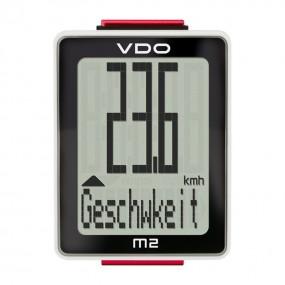 Ciclocomputer VDO M2 WR 2014