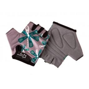Drag Dove Ladies Short Finger Gloves