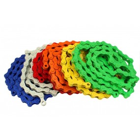 KMC Z410 Single Speed Chain - Colour