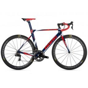 Bicicleta Drag BlueBird Aero SR TE DA Di2 2018