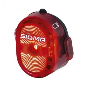 Stop Sigma Nugget II Flash negru