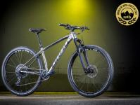 DRAG Trigger в класацията 'най-добрите велосипеди за 2021' на немското списание World of MTB