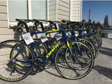 La fabrica DRAG sa nascut noua bicicletă - DRAG BlueBird ER pentru echipa din Lituania KLAIPĖDA CYCLING TEAM.