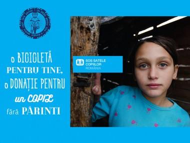 Campanie Caritabilă DRAG şi SOS Satele Copiilor Romania