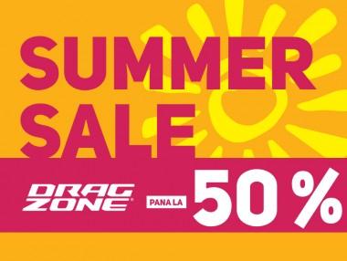 Reduceri de vară la magazinul de biciclete DragZone cu pana la 50%