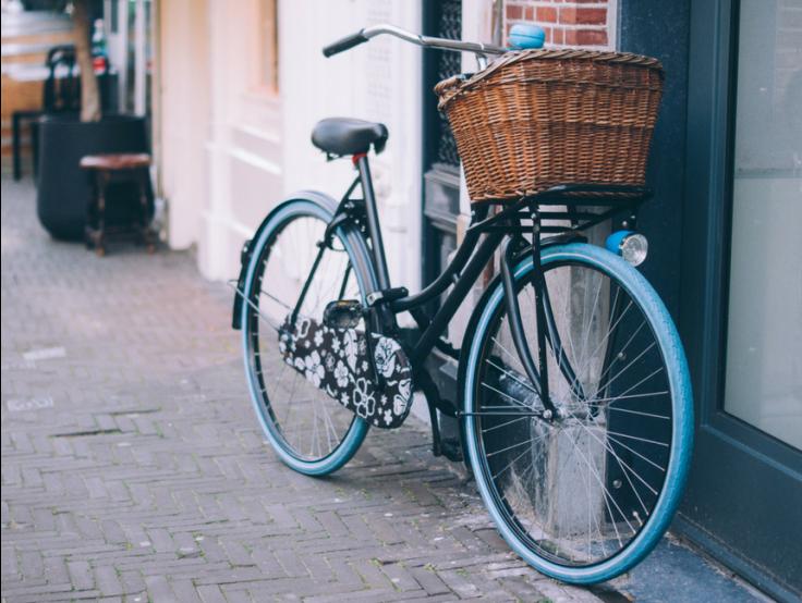 5 motive pentru a pedala pe o bicicletă